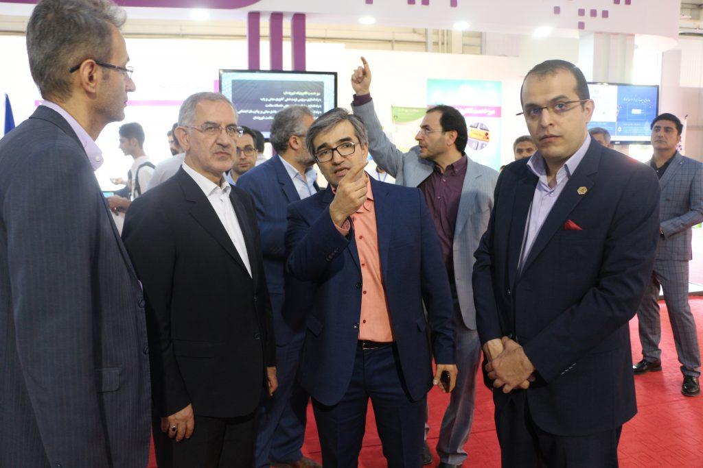 شرکت اتصال یکپارچه در نمایشگاه دولت الکترونیک